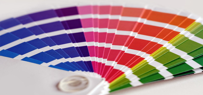 Výběr barvy na svatbu