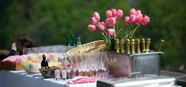 Catering na svatbu