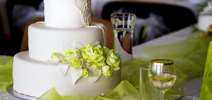 Svatba do zelena