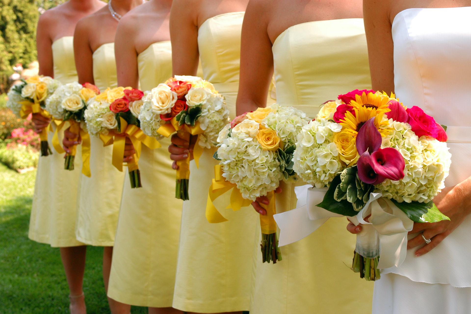 Žlutá svatba