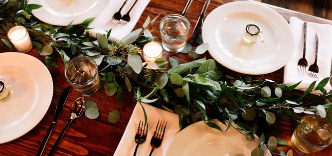DIY Svatba - svatební dekorace