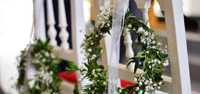 Jak připravit svatbu doma