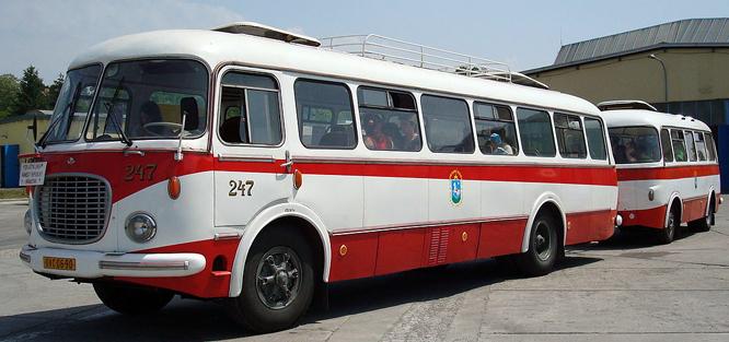 Svatební autobus - 706 RTO
