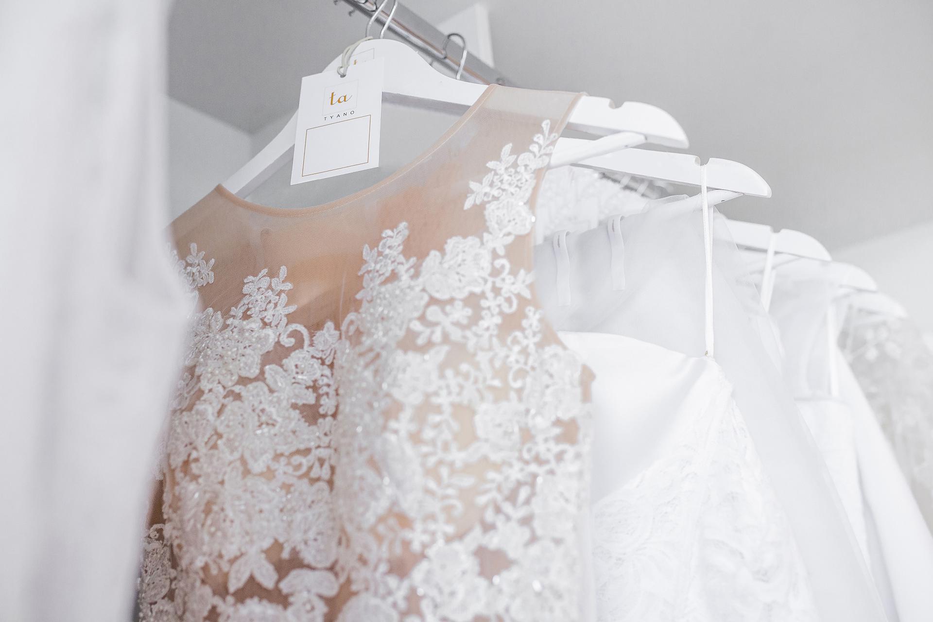 Jak vybrat svatební šaty