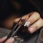 Ruční výroba snubních prstenů