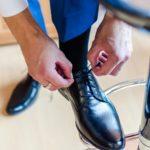 Svatební boty pro ženicha