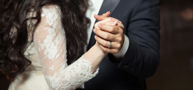 Malá svatba - program