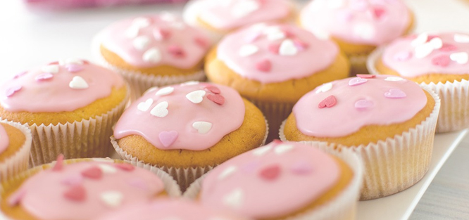 Pečení cukroví na svatbu