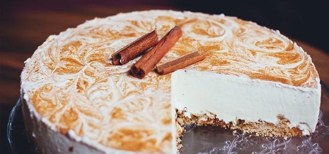 Svatební cukroví - cheesecake