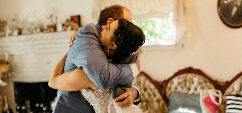 Originální poděkování rodičům - svatba
