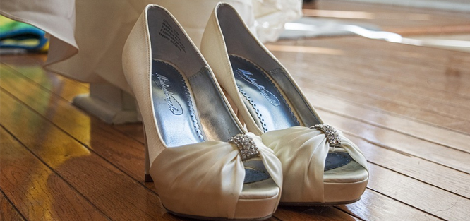 Česká svatba – přípravy