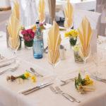 Počet hostů na svatbě