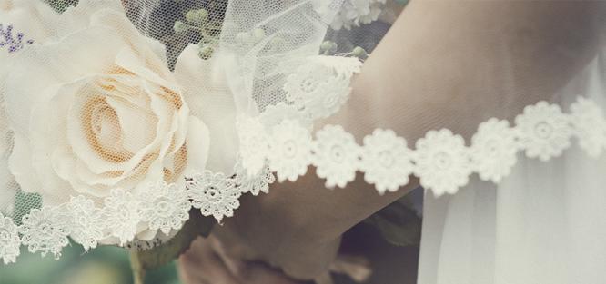 Příprava nevěsty ve svatební den