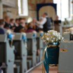 Církevní sňatek