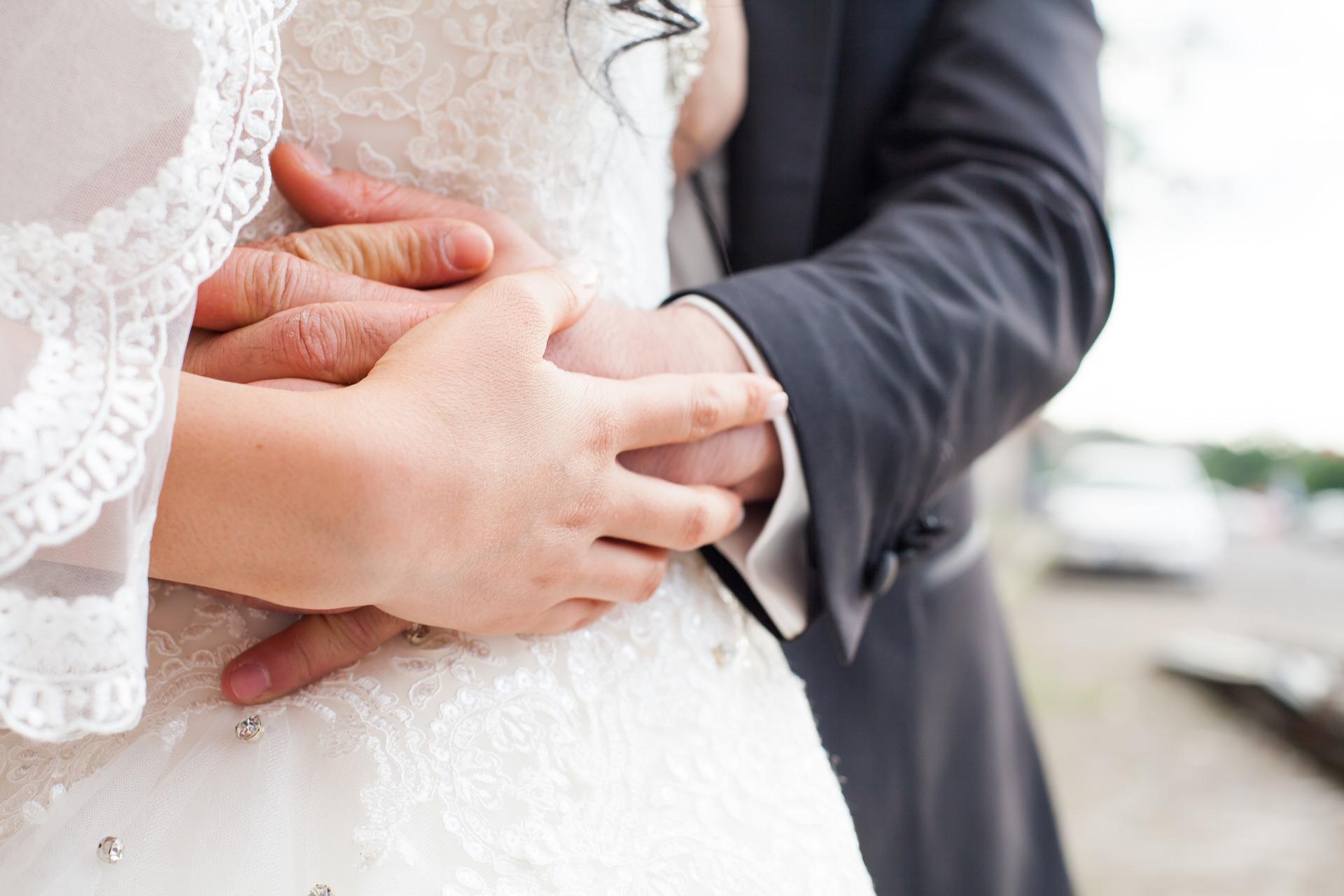 Občanský sňatek