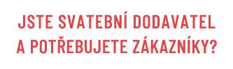 Inzerujte na svatbona.cz