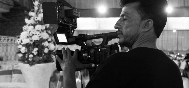 Svatební kameraman