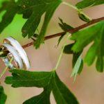 Netradiční snubní prsteny