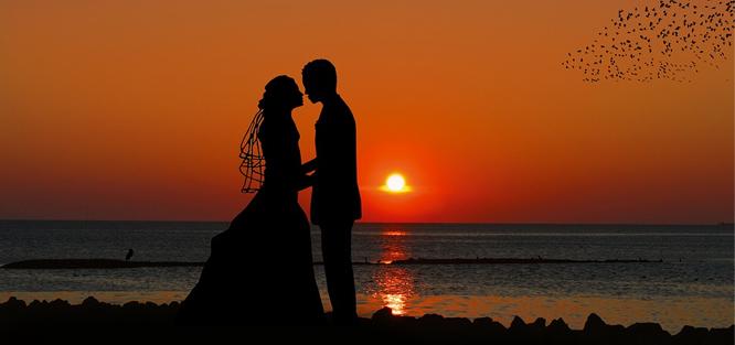 Svatba v zahraničí naoko